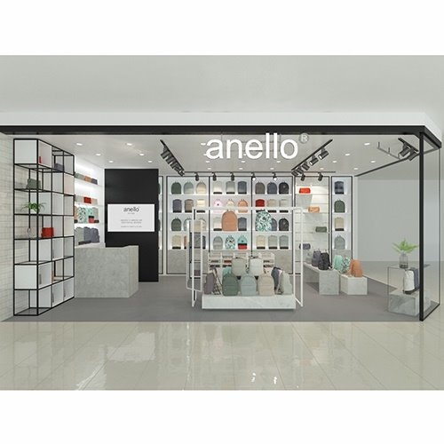 anello®shopマレーシア1号店オープン!