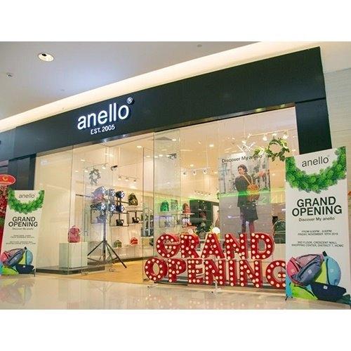 anello®shopベトナム1号店オープン!