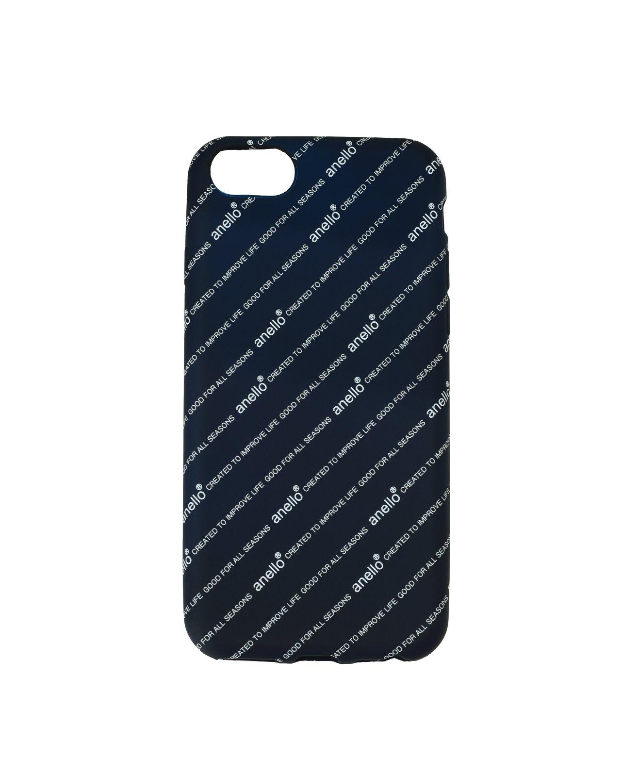 【日本オフィシャルストア限定アイテム】アネロロゴ総柄iPhoneケース