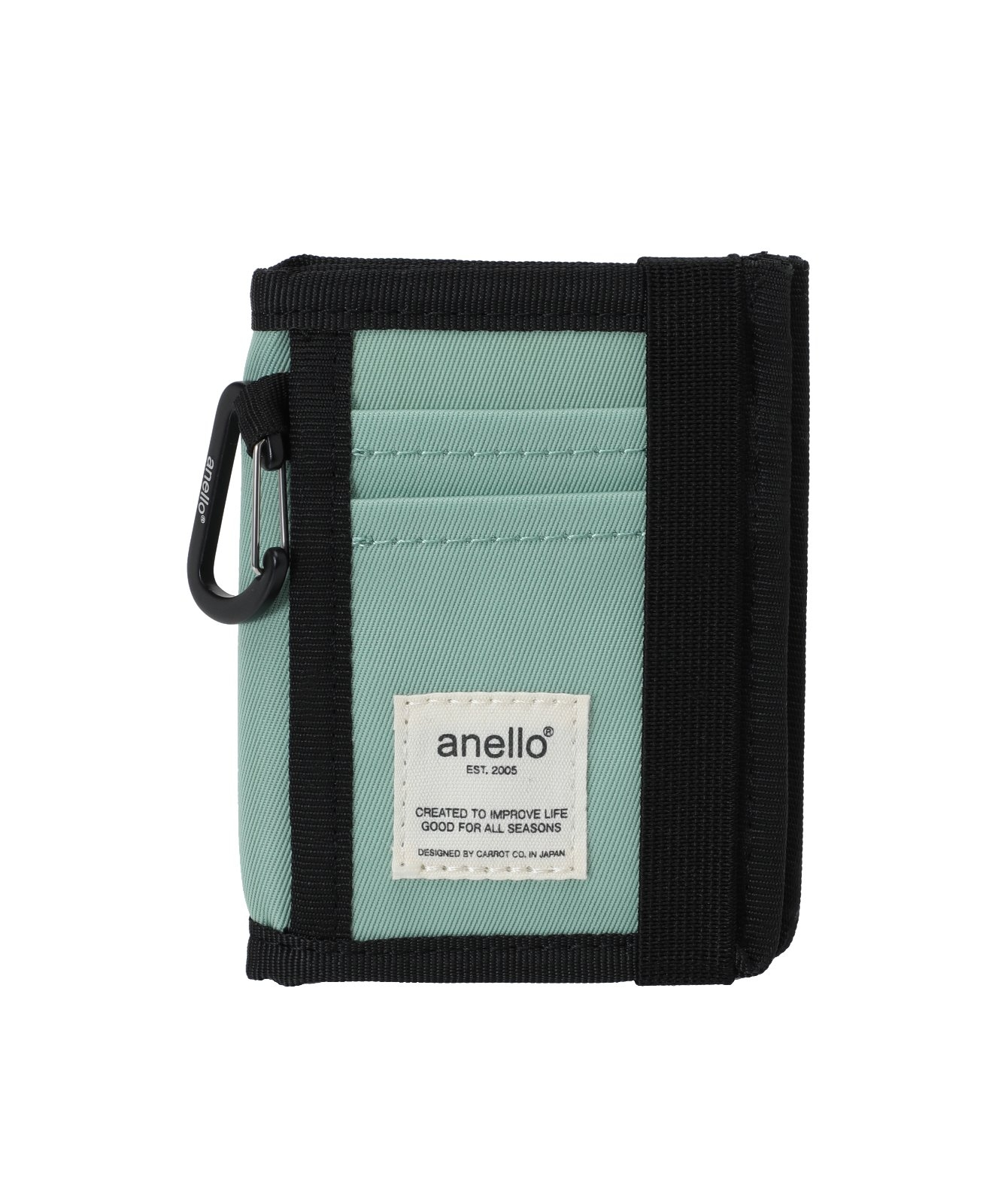 SPLASH 二つ折りミニ財布